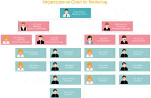 organizational-chart-for-marketing