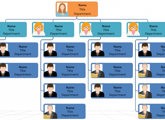business-department-org-chart-template