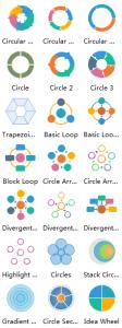circular-organizaitonal-shapes