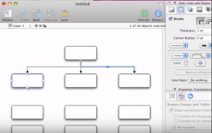 omnigraffle-interface