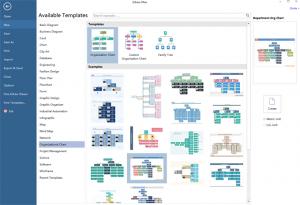 org-chart-software-templates