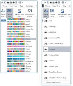 set-org-chart-theme-font-colors