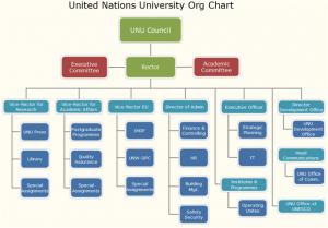united-nations-university-org-chart