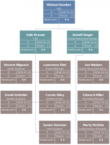 workforce-planning-organizational-chart-example